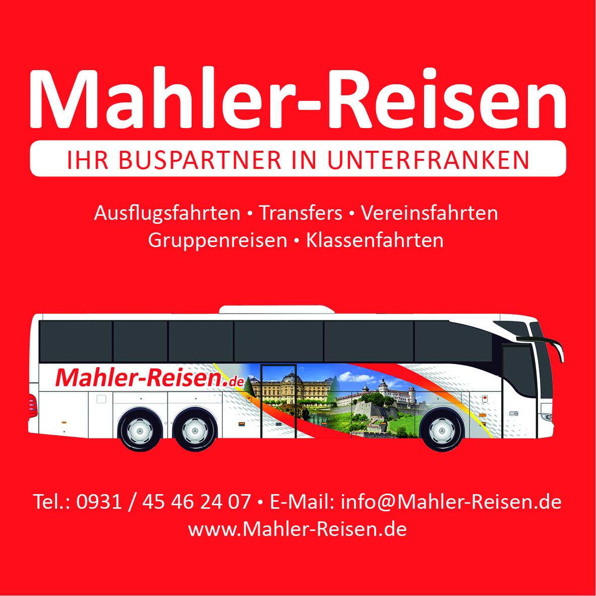 Logo Mahler Reisen